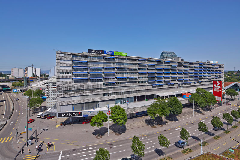 Sankt Jakob Park Shopping Center Basel