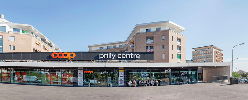 Prilly Centre